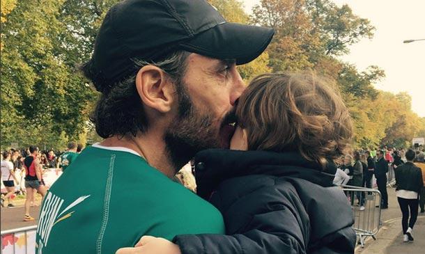 Eugenia Silva, orgullosa del nuevo reto de Alfonso de Borbón: 'Enhorabuena, mi amor'