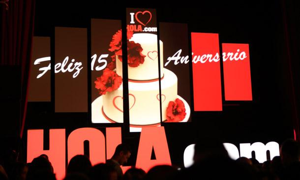 HOLA.com celebra su 15 aniversario