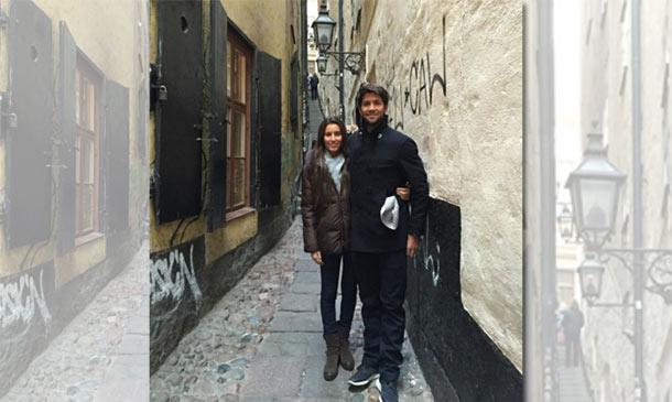 ¿Cuál ha sido el último romántico destino de Ana Boyer y Fernando Verdasco?