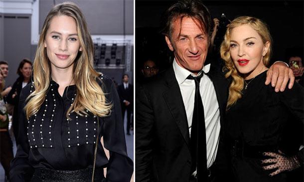 Dylan Penn habla del 'surrealista' momento en el que conoció a Madonna, la ex de su padre