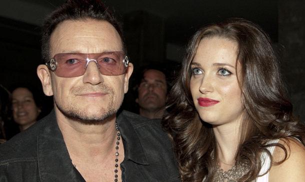 Jordan Hewson, hija del cantante Bono, enamorada de una superestrella de las redes sociales