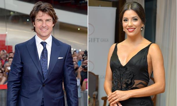Eva Longoria adquiere la mansión de Tom Cruise por más de 10 millones de euros