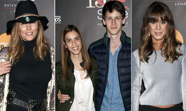 Elena Tablada, Raquel Rodríguez, Nicolás Coronado... 'rugen' con 'El Rey León' por una buena causa