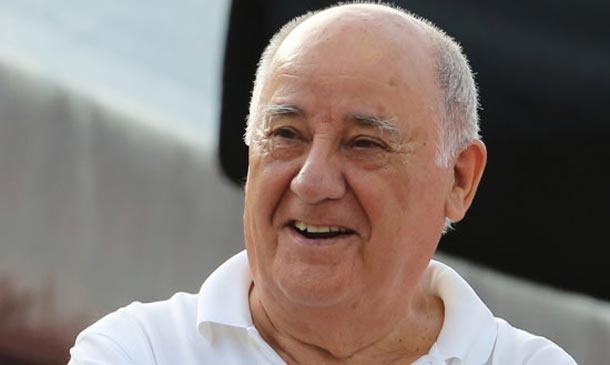 Descubrimos lo que hizo Amancio Ortega el día en que supo que era el hombre más rico del mundo