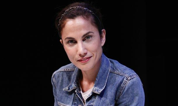 Toni Acosta, sobre la relación con la familia de su exmarido: 'Es estupenda'