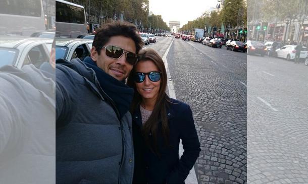 ¿Qué es la felicidad para Ana Boyer? Una escapada a París con Fernando Verdasco