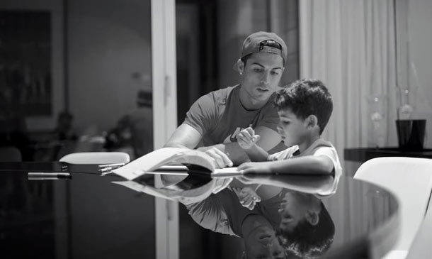 Sus mejores (y peores) momentos, su punto débil, su faceta como padre... el lado más íntimo de Cristiano Ronaldo