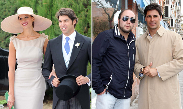 La familia Rivera no solo celebrará una boda el próximo 6 de noviembre
