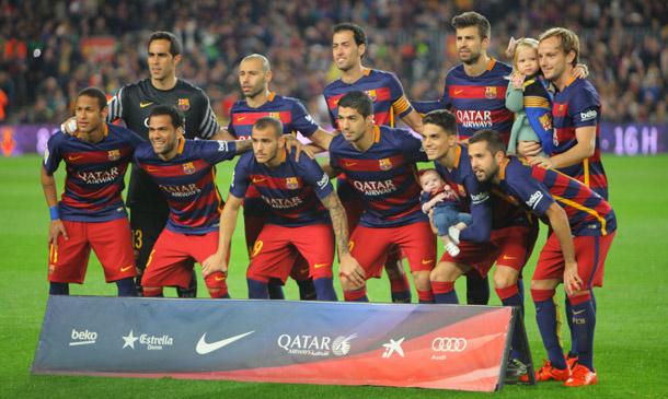 Ivan Rakitic y Raquel Mauri, otro bebé en camino para el año más prolífico del Barça