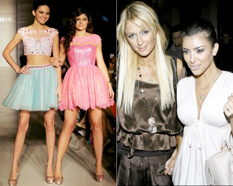 Los motivos por los que kylie jenner es la nueva kim for Decoracion navidena casa kim kardashian