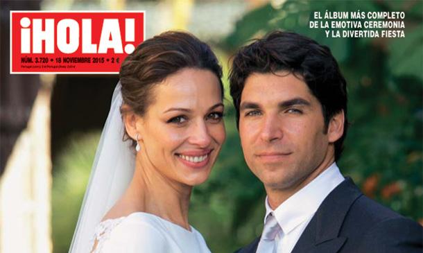 ¡HOLA! adelanta su edición: En exclusiva, entramos en la boda de Eva y Cayetano