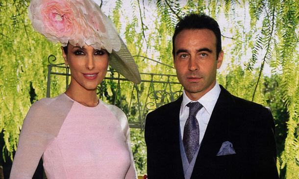 Enrique Ponce y Paloma Cuevas se suman a la elegante lista de invitados de la boda de Eva y Cayetano