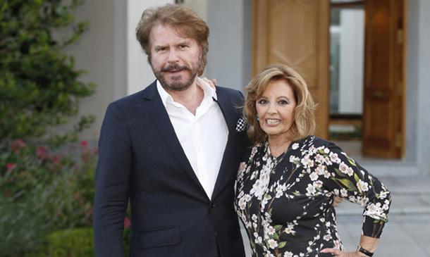¿Cómo surgió el amor entre ellos? María Teresa Campos y Edmundo Arrocet se sinceran