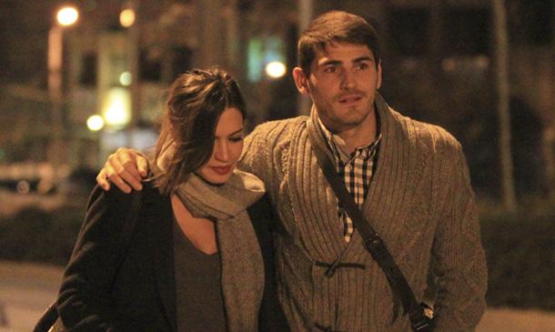 Iker y Sara, de cena en Oporto tras conocerse que van a ser padres por segunda vez