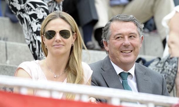 Genoveva Casanova y José María Michavila siguen juntos, a pesar de los rumores sobre una posible ruptura