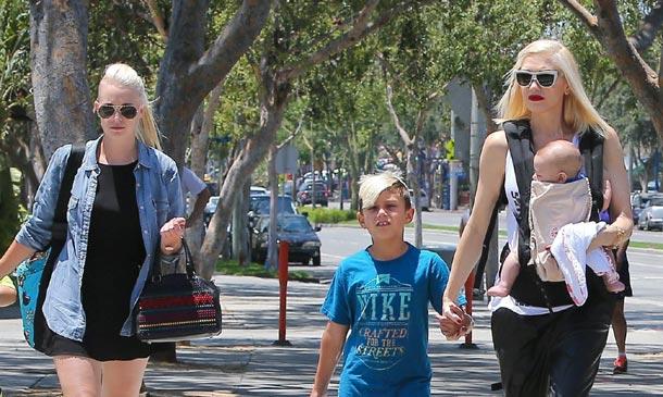 La historia se repite: el 'affaire' de tres años de Gavin Rossdale con la niñera, casi una 'doble' de su ex Gwen Stefani