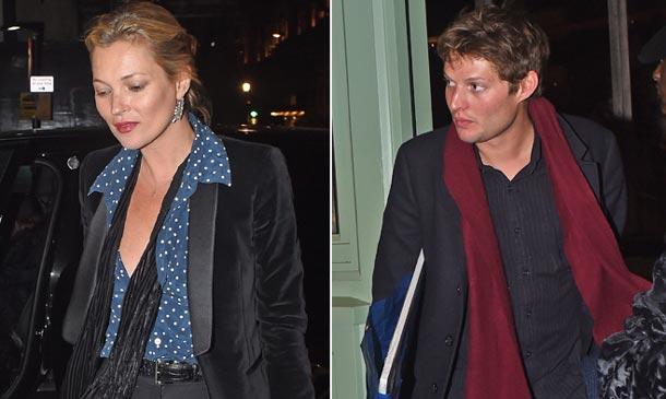 ¿Quién es el nuevo acompañante de Kate Moss?