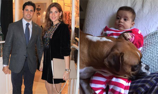 Francisco Rivera comparte una imagen de su hija Carmen