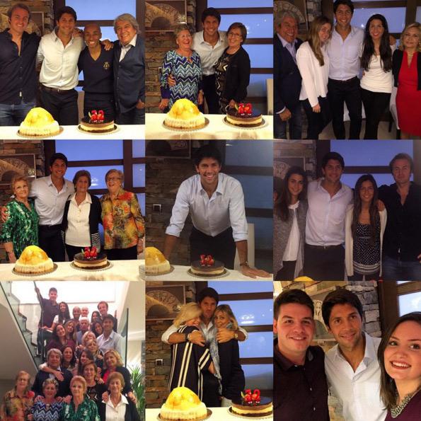 Ana Boyer, el mejor regalo de cumpleaños para Fernando Verdasco