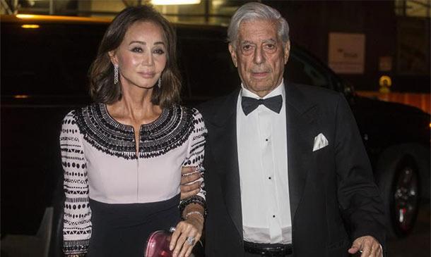 Mario Vargas Llosa inicia los trámites de su divorcio