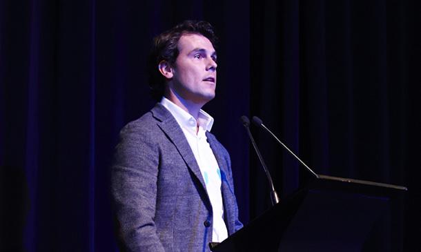 Sergio Álvarez, en la presentación de Madrid Horse Week: 'Es un orgullo participar en este evento'