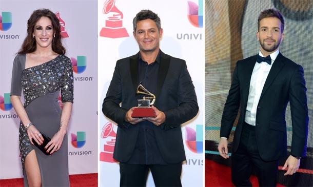 Modelos para todos los gustos y un 'reggaeton' a los 83 años... ¡así fue la fiesta de los Grammy Latinos!
