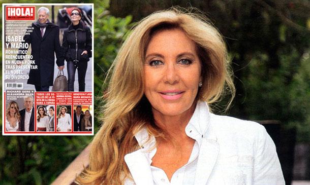Norma Duval cancela su boda y rompe con Matthias Kühn, según fuentes cercanas a ¡HOLA!