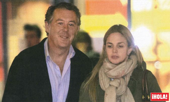 En ¡HOLA!, Genoveva Casanova y José María Michavila reaparecen muy unidos en una semana de emociones