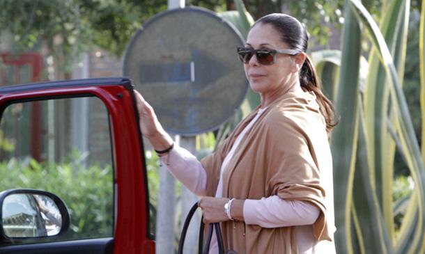 ¿Está programado el nacimiento de la nieta de Isabel Pantoja para que coincida con su salida de la cárcel?