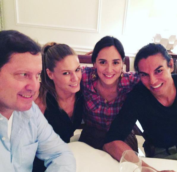 Tamara Falcó nos 'cuela' en su original y familiar cena de Acción de Gracias