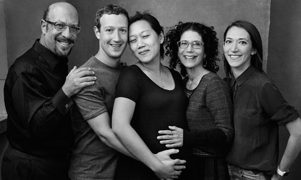 Mark Zuckerberg nos presenta a su familia