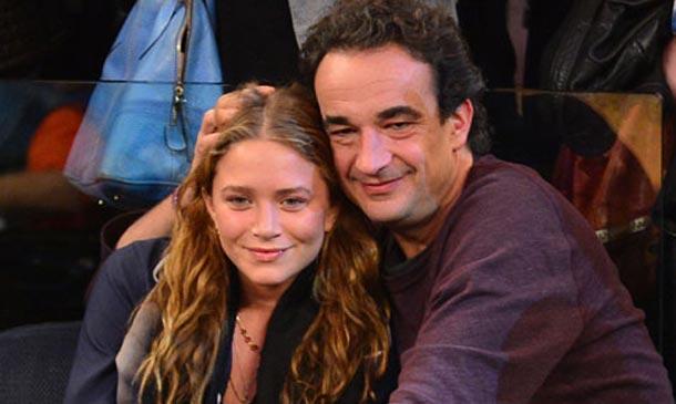 ¡Nueva boda sorpresa! Mary-Kate Olsen y Olivier Sarkozy ya son marido y mujer