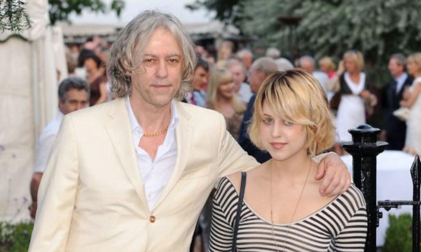 La confesión más dura de Bob Geldof: 'Me medio esperaba la muerte de mi hija Peaches'