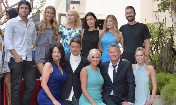 Adiós a la 'tribu de los Brady' de Gigi Hadid, un auténtico rompecabezas