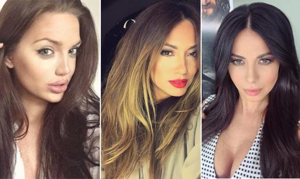 Jennifer López, Angelina Jolie... ¡No son únicas! Descubre a sus dobles