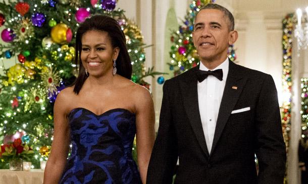 Kerry Washington, ahora sí, lleva el 'escándalo' a casa del matrimonio Obama