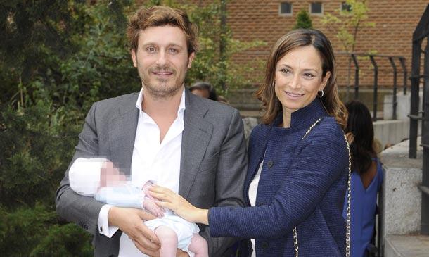 Juan Peña y Sonia González bautizarán a su hijo este jueves, te contamos todos los detalles