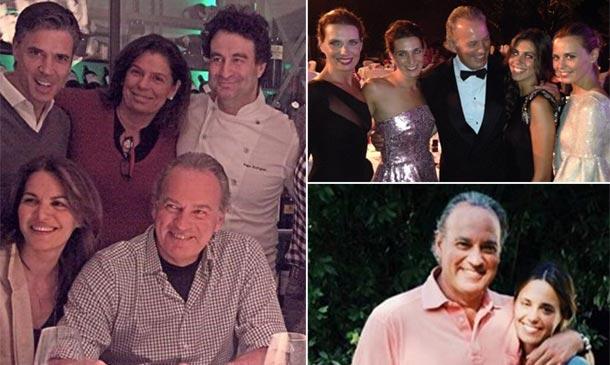 Bertín Osborne sopla 61 velas junto a su mujer Fabiola: 'Mejor imposible'