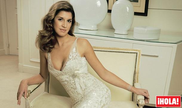 Cynthia Rossi ya se vistió de novia, ¿cuál será su elección para el día de su boda?