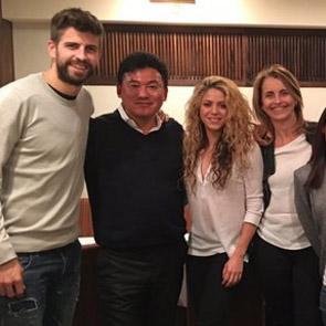 Shakira y Piqué, en Japón mientras la polémica arrecia en redes