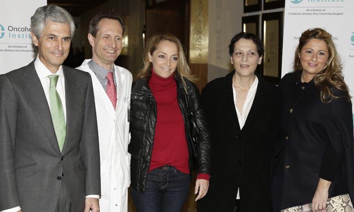 Adolfo Suárez Illana, junto a sus hermanas Sonsoles y Laura, presenta una nueva iniciativa para luchar contra el cáncer
