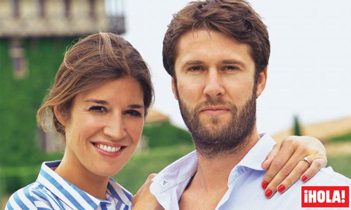 ¡HOLA! entra en exclusiva en la boda de Cynthia Rossi, que se casa hoy en París