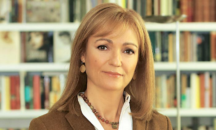 Cristina Morató participa en un debate sobre Mujeres en la Historia