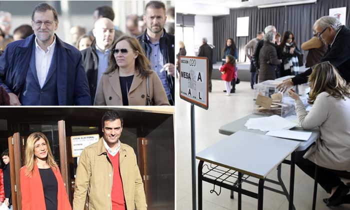 El país vive una intensa jornada electoral