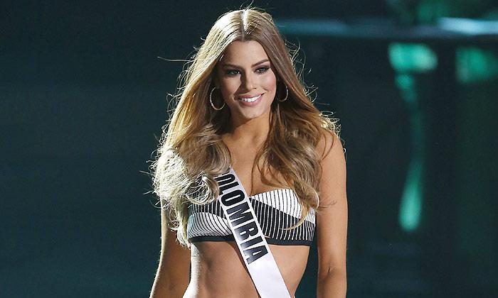 Miss Universo 2017 Colombia >> Ariadna Gutiérrez, la Miss Universo por error que... ¡podría ser la doble de Sofía Vergara!