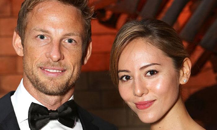 Jenson Button y Jessica Michibata se separan antes de cumplir su primer aniversario