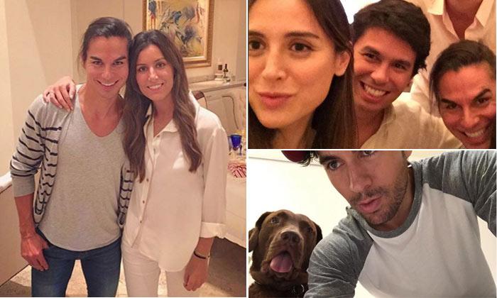 Juntos en Miami: las fotos de las familiares fiestas de los hijos de Isabel Preysler