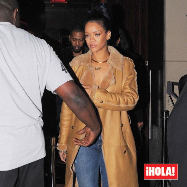 El gran susto de Rihanna, sorprendida por un tiroteo en una discoteca