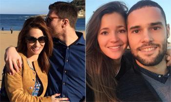 Xabi Alonso y su mujer Nagore, Mario Suárez y Malena Costa... ¿cómo han recargado las pilas los futbolistas españoles?