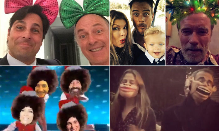 Francisco Rivera, Helen Lindes, Antonio Banderas... cierran el año descubriendo su cara más divertida